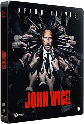 John Wick 2 [Édition Limitée boîtier SteelBook]