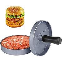 Demana hamburguesas Prensa Impresión de aluminio + 100 discos antiadherentes