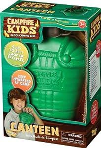 Camp Fire Kids Canteen Insect Lore Cantimplora para niños