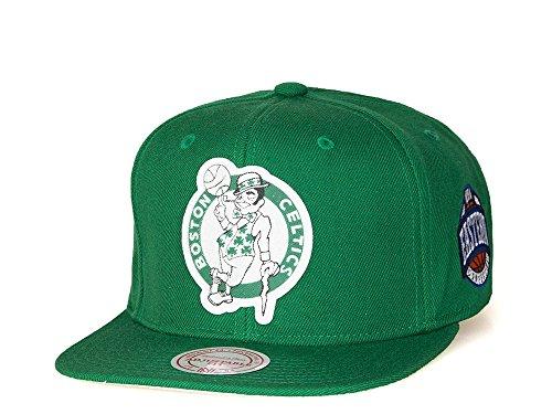 Mitchell   Ness Gorra Grass HWC Celtics by gorragorra de beisbol (talla  única - verde 65585568c6c