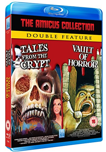 Tales from the Crypt / Vault of Horror Amicus Collection Blu Ray [Blu-ray] [UK Import] (Joan Collins Collection)