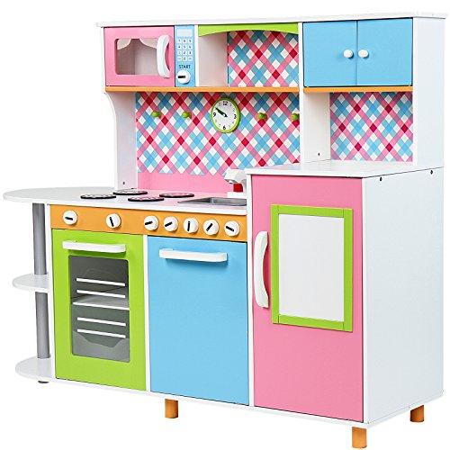 Infantastic cucina gioco giocattolo per bambini bimbi di - Cucina bambini amazon ...