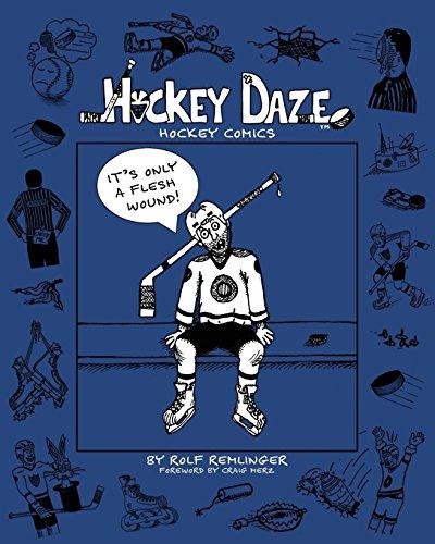 Hockey Daze por Rolf Remlinger