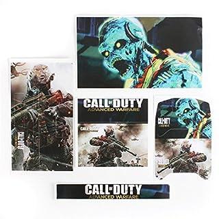ADAALEN Call of Duty Aufkleber Aufkleber Skin für Microsoft Xbox One Console Controller Kinect