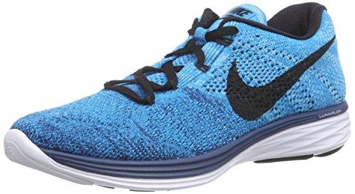 Nike Flyknit Lunar3, Chaussures de Running Entrainement Homme