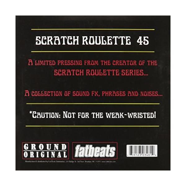 Scratch Roulette