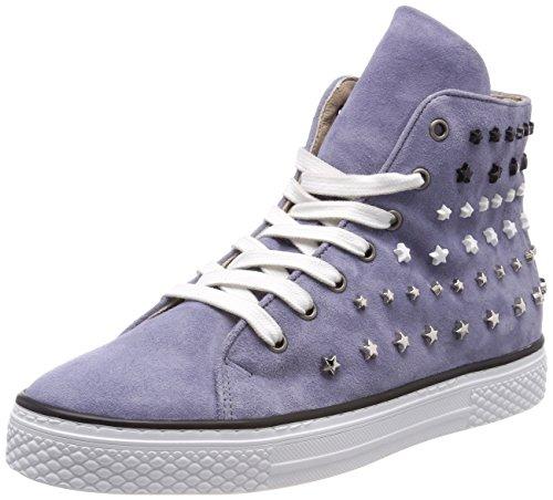 Mjus Damen 807206-0201-6096 Hohe Sneaker, Blau (Jeans), 37 EU