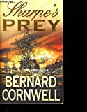 Book cover for Sharpe's Prey