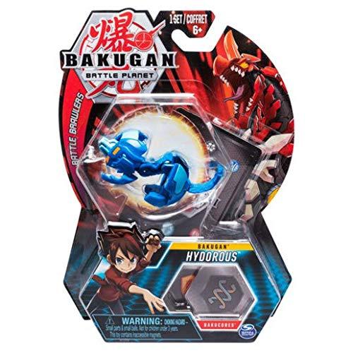 BAKUGAN Spin Master Battle Planet - Hydorous - 5cm Battle Brawlers und Sammelkarte