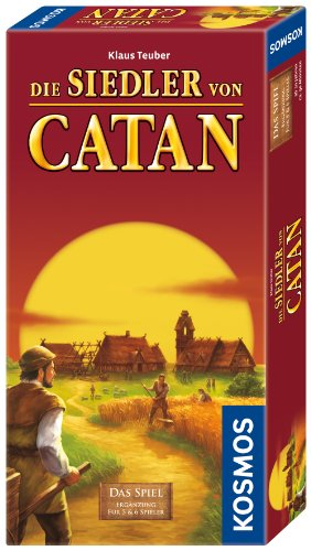 Die Siedler von Catan – Ergänzungsset für 5-6 Spieler
