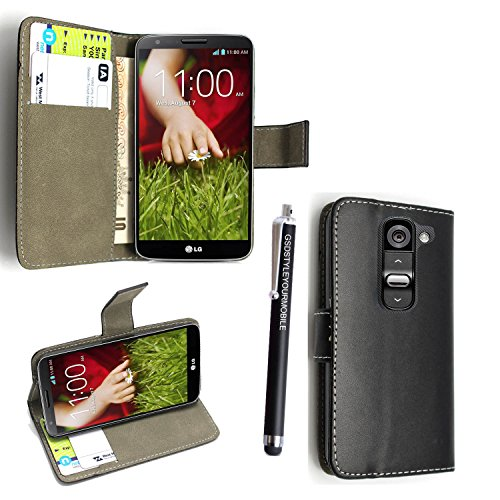 styleyourmobile-tm-lg-g2-mini-d620-printed-pu-leather-magnetic-flip-case-cover-stylus-black-book
