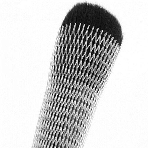 Vococal® 15 Pcs Maquillage / Pinceaux de Maquillage Garde Protecteurs Mesh Cover Gaine Blanc