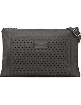 MIYA BLOOM, Damen Handtaschen, Abendtaschen, Unterarmtaschen, Clutches, Umhängetaschen, Crossover-Bags, 32,5 x...