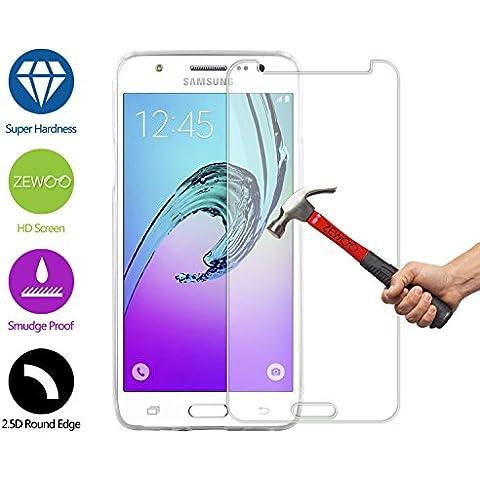 Para Samsung Galaxy J5 (2016) / J5 (2016) Duos (5,2 pulgadas)(NO para J5 2015 ) Protector de Pantalla ZeWoo® Cristal Vidrio Templado Premium (9H *2.5D,