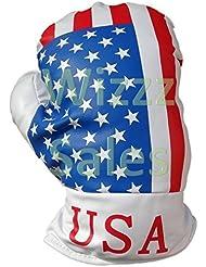 USA Stars & Stripes Boxhandschuh 1 Holz Golfschläger Driver Headcover