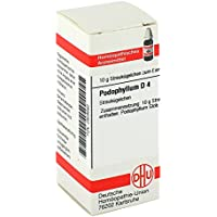 Podophyllum D 4 Globuli 10 g preisvergleich bei billige-tabletten.eu