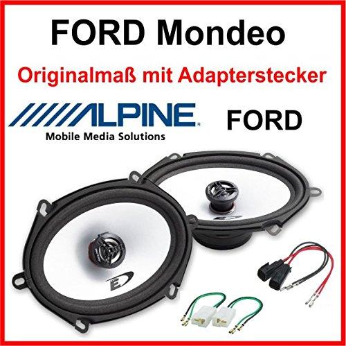 für Ford Mondeo Vordere / Hintere Türen 1993-2007 ()