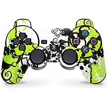 Sony Playstation 3- Lámina protectora adhesiva para mando de PS3, Simply Green
