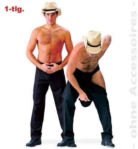 Dguisement-costume-11797-strip-pantalon-de-sport-noir-neufemballage-dorigine
