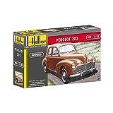 Heller - 80160 - Maquette - Voiture - Peugeot 203 - Echelle 1/43 - Classique
