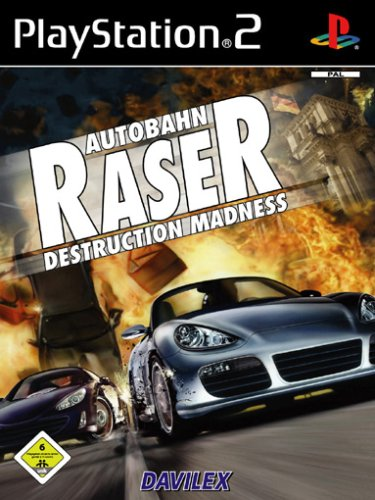 Autobahn Raser: Destruction Madness
