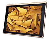 iBall Slide Elan 4G2 Tablet (10.1 inch, 16GB, Wi-Fi + 4G LTE + Voice Calling), Gold-Cobalt Brown