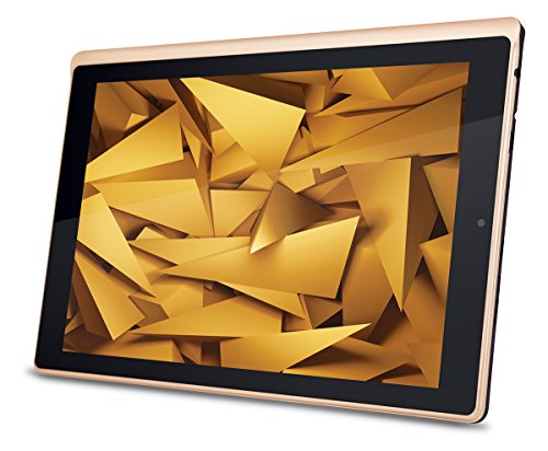 iBall Slide ELAN-4G2 Tablet (16GB, 10.1 Inches, WI-FI) Cobalt Brown & Gold, 2GB RAM Price in India