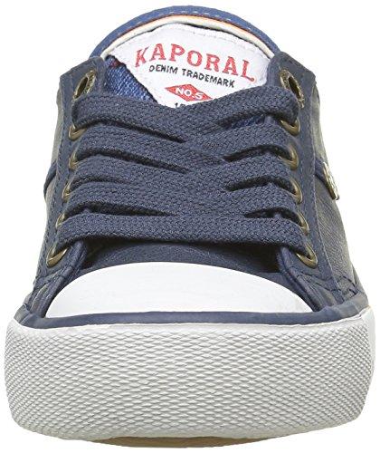 Kaporal - Icario, Sneaker Unisex – Bambini Blu (Blu (Marine))