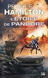 L'Etoile de Pandore, Tome 2 : Pandore menacée par Hamilton/Peter