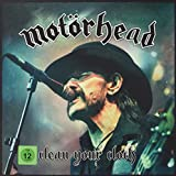MOTÖRHEAD, Clean your clock Ltd. Edition-Boxset [Vinyl LP]