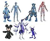 Kingdom Hearts Select Action Figures 18 cm Packs Series 3 Assortment (6) Diamond