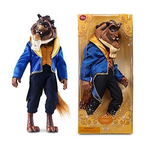 Offizielle Disney Beauty & The Beast 33cm Beast Klassische Puppe
