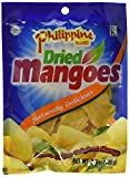 Philippine Brand Dried Mango Candy, 100 g, Pack of 5