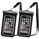 Best Galaxy S6 Waterproof Cases - OCASE Waterproof Phone Case, Universal Waterproof Bag Dry Review