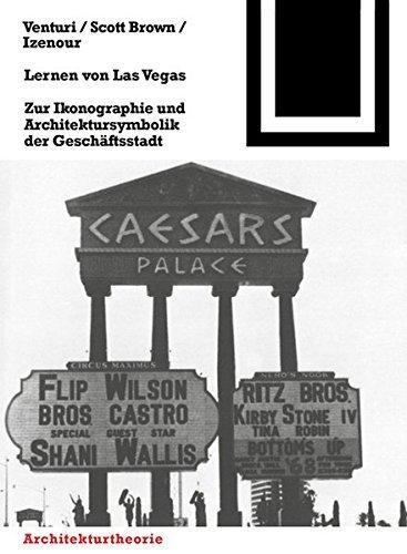 Lernen von Las Vegas (Bauwelt Fundamente) (German Edition) by Robert Venturi (2001-06-01)