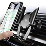 Seiaol Car Phone Holder, Cell Phone Holder for Car, Automatic Memory Function Air