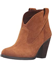 Westernwear-Shop Western Old Style Damen-Stiefelette Antonia Cowboystiefel BZW. Cowboy Boots & Bikerstiefel Westernstiefel Stiefeletten für Frauen BZW. Damen (39) Braun Tzw7xKg5G