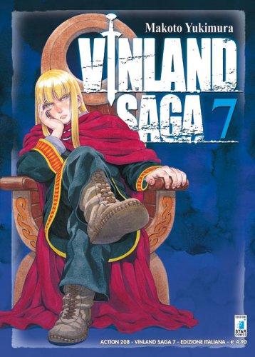 Vinland saga por Makoto Yukimura