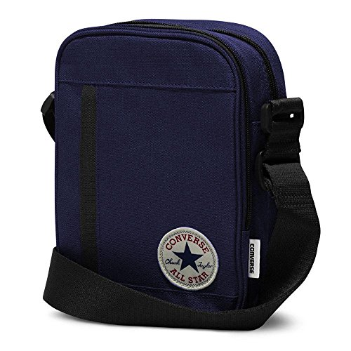 Converse Unisex Umhängetasche Poly Cross Body Midnight Indigo (dunkel lila) (Cross Edge Body)