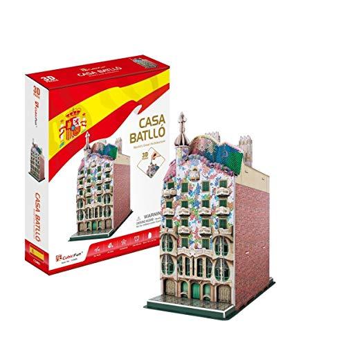 Cubic Fun- Puzzle 3D Casa Batlló (771C240)