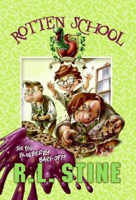 By Stine, R. L. ( Author ) [ The Big Blueberry Barf-Off! By Dec-2013 Paperback