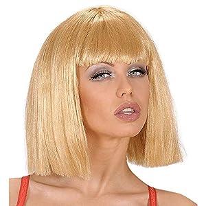 WIDMANN Iden - Disfraz Années 30 a partir de 14 años (Perücke Showgirl in blond)