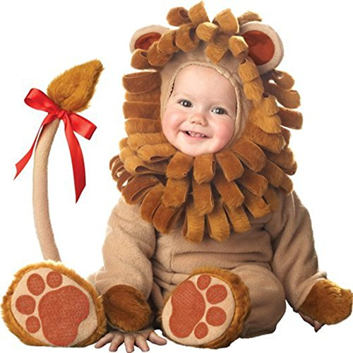 YYF Baby Kleinkinder Animal Kostüm Halloween Party Jumpsuit Winter Strampler Bekleidung