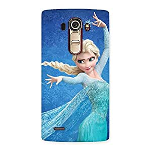 Neo World Princess in Motion Back Case Cover for LG G4