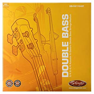 Stagg 18771 Double Bass String (Pack of 4)