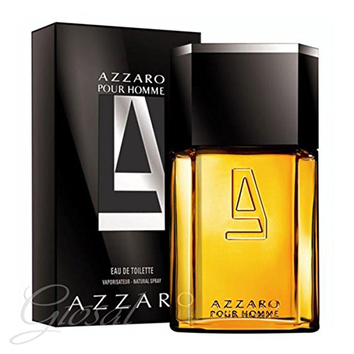 PERFUME PARFÜM FÜR MANN MAN AZZARO POUR HOMME 200 ML EDT 6,8 OZ 200ML EAU DE TOILETTE SPRAY ORIGINAL
