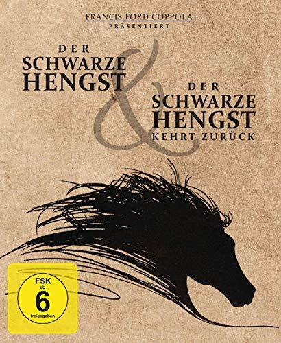 Der schwarze Hengst / Der schwarze Hengst kehrt zurück (2-Disc-Softbox mit Schuber) [Blu-ray]