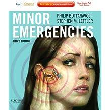 Minor Emergencies: Expert Consult - Online and Print