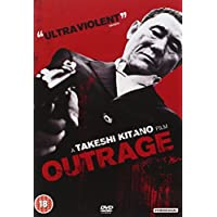 Outrage [DVD] by Takeshi Kitano