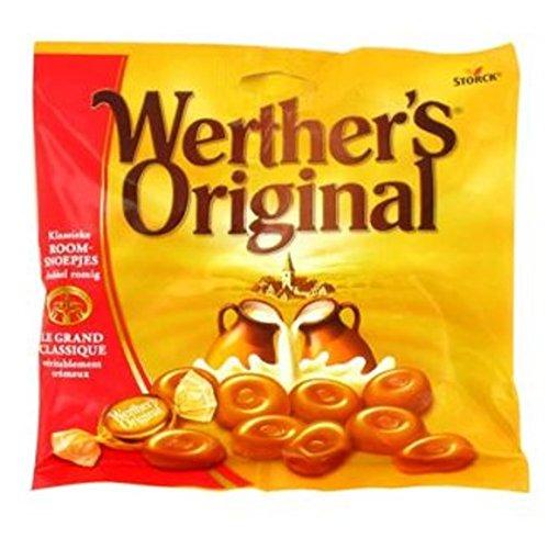 werther's original Bonbons au beurre et a la crème fraîche - ( Prix Unitaire ) - Envoi Rapide Et Soignée
